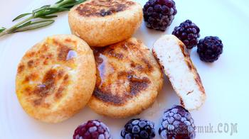 Сырники без творога за 5 минут