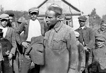 Дезертиры во время Великой Отечественной