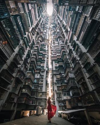 Эпические городские пейзажи Азии