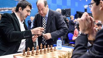 Российский голландец разгромил Крамника
