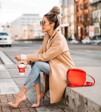 Женская верхняя одежда весна-осень 2018: 20 стильных вариантов