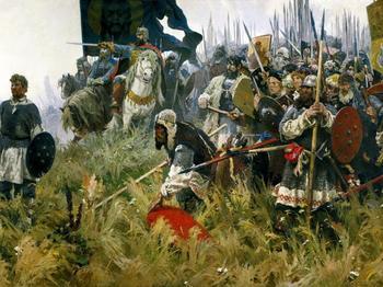 В каком году была Куликовская битва, или Начало конца татаро-монгольского ига