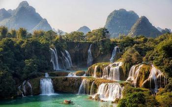 Китайское чудо природы, которое обязательно нужно увидеть своими глазами