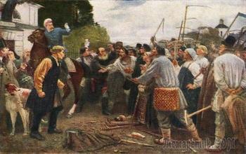 Картофельные бунты на Руси, или Почему крестьяне боялись корнеплод пуще неприятеля