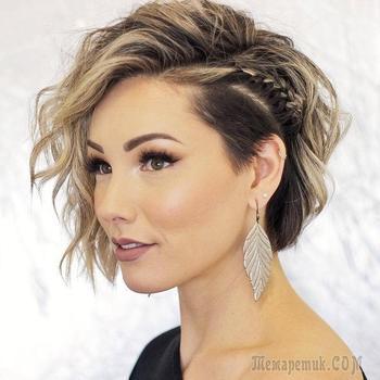 22 крутых варианта стрижек для тонких волос для придания дополнительного объема