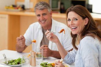 Правила питания для женщин после 40 лет