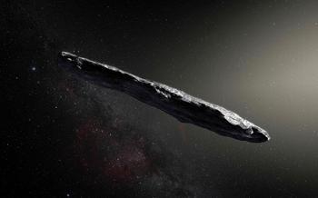 Оумуамуа: комета или межзвездный корабль пришельцев?