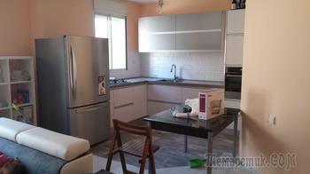 Проект кухня - или как преображалась кухня в купленной квартире