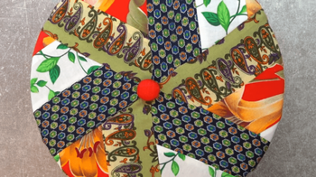 Полезные подарки из обрезков ткани