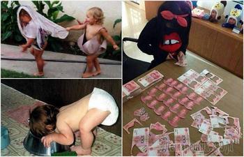 17 снимков, доказывающих, что в доме, где есть дети, скучать не приходится