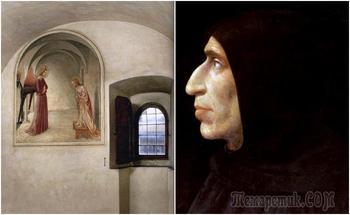 Как монах Савонарола боролся с искусством и роскошью, и чем все это закончилось