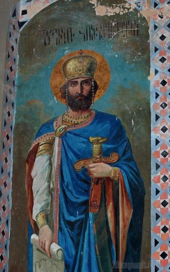 Давид IV Строитель, царь Иверии и Абхазии