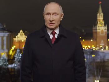 Путин в обращении к народу повторил прием Сталина: Итоги новогодней недели