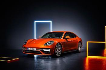 В Porsche крайне серьезно подошли к обновлению Panamera