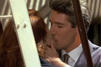 О чем может рассказать мужской поцелуй