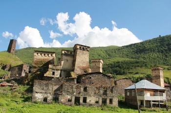 Самые красивые высокогорные селения мира, где время будто бы остановилось