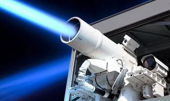 Есть ли перспективы у военного лазера?