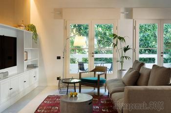 Светлая квартира в Тель-Авиве