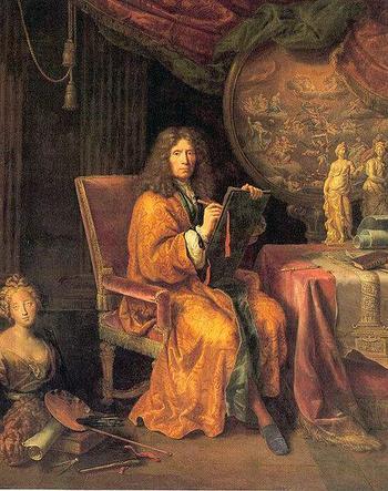 Пьер Миньяр 1612-1695 французский художник