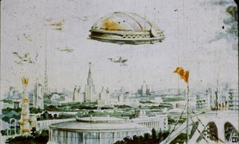 Назад в будущее: на антресолях нашли диафильм 1960 года о том, каким будет 2017 год