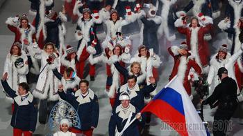 У спортсменов нет сомнений: Олимпиада дороже флага