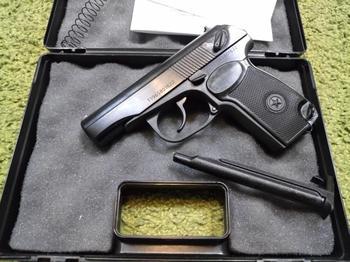 Без лицензии и с отдачей: новый пневматический пистолет от «Калашникова»