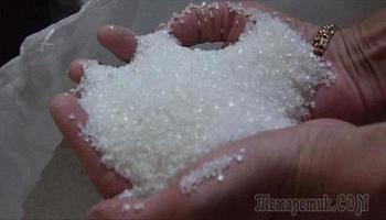 10 способов использования сахара дома и на даче в качестве спасительного средства