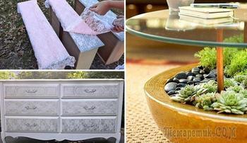 Идеи для декора интерьера, которые можно сделать своими руками за день