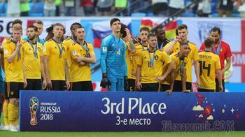 «Россия! Россия!»: как Бельгия добыла первые медали ЧМ