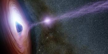Загадки Космоса – чёрная дыра Гаргантюа