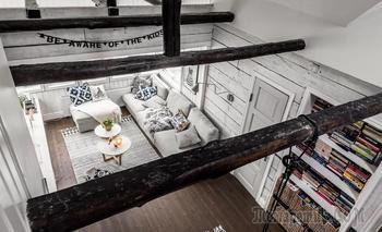 Дом в Швеции, ставший полноценным гидом по декору