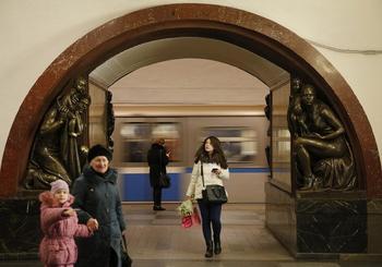 Прекрасное московское метро