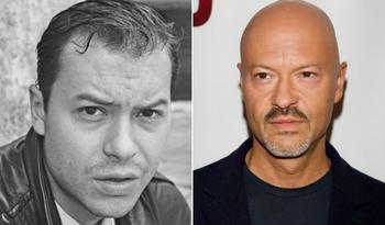 Былая густота: как выглядели звездные актеры до того, как заблестели лысиной