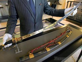 Знаменитые мечи разных исторических эпох
