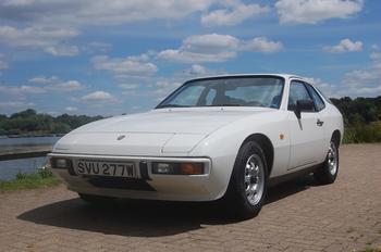 Капсула времени: Porsche 924 1981 года с пробегом 10220 км