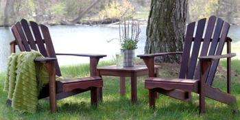 Деревянные стулья для дачи и сада из того, что под рукой