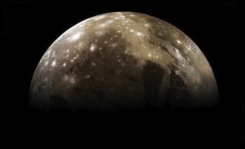 Солнечная система: у кого ударный кратер больше?