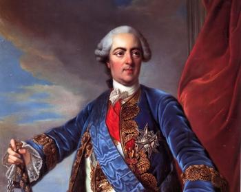 Гарем по-европейски: несовершеннолетние наложницы Людовика XV