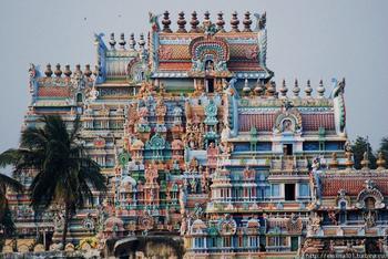 Южная Индия и 5 ее чудес