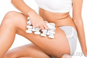 Принципы антицеллюлитного массажа