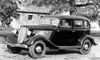 Это вам не Ford: мифы и факты о ГАЗ-М1