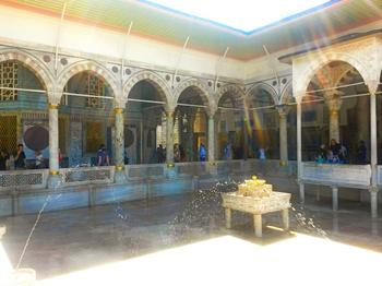 Дворец Топкапы. Где жила Роксолана?