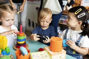 Как подготовить ребенка к детскому саду: 10 секретов