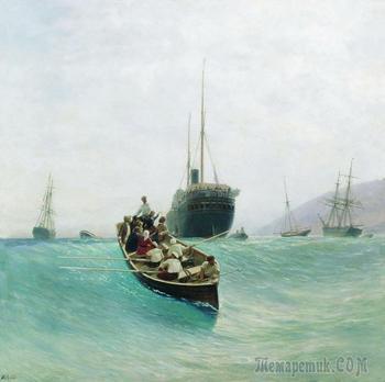 Художник Лев Лагорио (1827 – 1905). Гений русского пейзажа