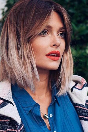 19 видов челки, которые подчеркнут красоту вашего лица