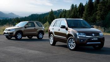 Выбираем подержанную Suzuki Grand Vitara