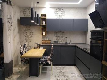 «Вход в кухню перенесли из прихожей в зал». О перепланировке кухни в новом доме