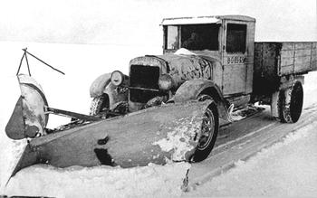 Плуги и щётки, шнеки и роторы: советские снегоуборочные машины