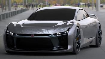 Nissan GT-R R36: новая генерация Годзиллы