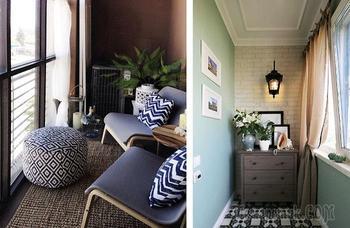 9 способов сделать балкон любимым местом в квартире